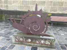 Sculpture in Nördlingen
