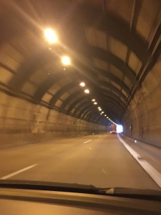 Tunnel to Baden-Baden