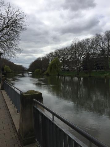 Canal in Heilbronn