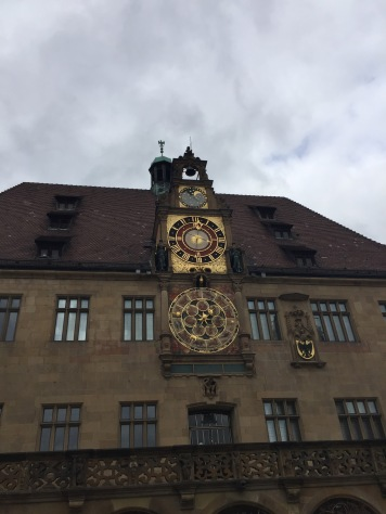 Astronomical Clock on the town hall