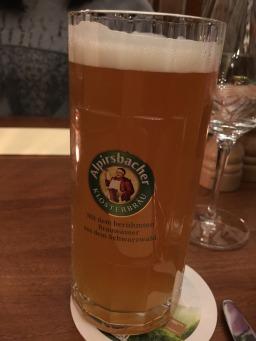 Another tasty Weißbier